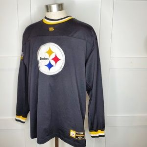 NFL Pittsburg Steelers AFC North Pullover Large